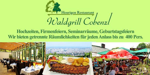 Cobenzl Waldgrill Restaurant
